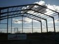 Fellgroup Wajir Sunshade Hangar Facility